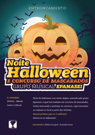 Noite halloween 31 Outubo