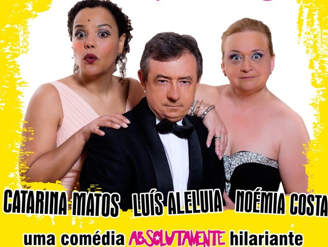 "COMÉDIA  ""ABSOLUTAMENTE FABULOSOS""14 OUTUBRO 2016"